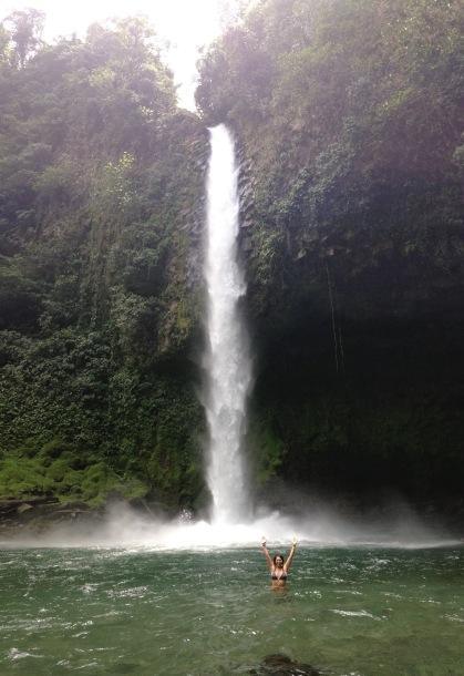 Rio de la Fortuna Waterfall