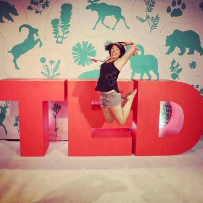 TEDSummit 2016 Katy