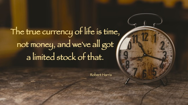 $100 as a measure of time  – Ideas on how to unlock happiness!